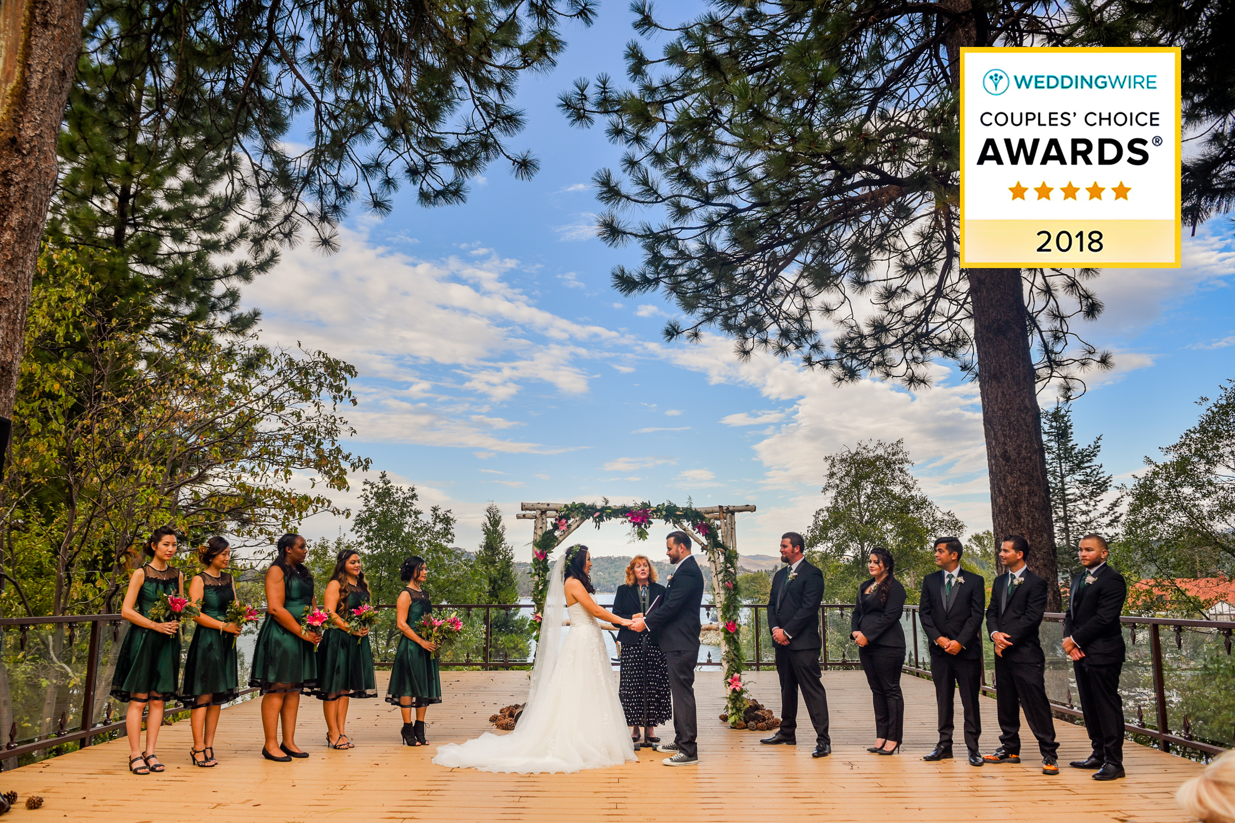 Love Story Vows, Lake Arrowhead